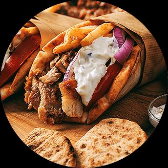 Σάντουις - Tasos Grill Bar